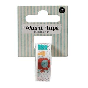 Washi Tape Bear