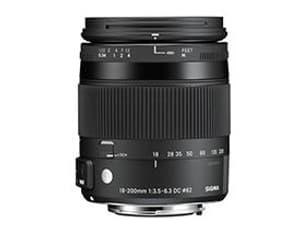 Sigma 18-200mm F3.5-6.3 DC Makro OS HSM
