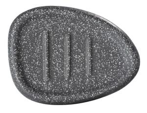 Keramik Seifenablage Pion grau