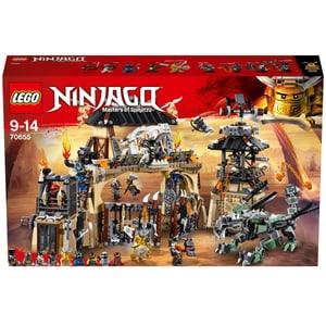 Lego Ninjago La tanière du dragon 70655