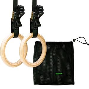 Turnringe Gym Rings aus Holz