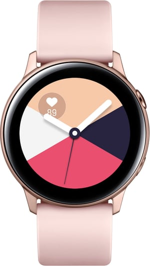 Galaxy Watch Active rosegold 40mm Bluetooth
