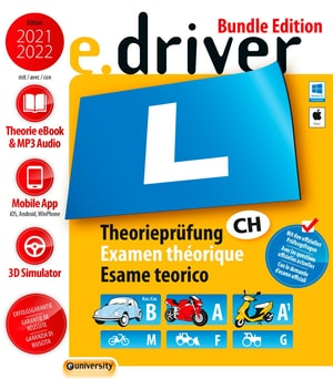 e.driver 2021/2022 Bundle Edition D/F/I/E