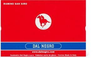 Cartes de jeux Ramino San Siro
