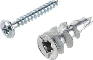 Gipskartondübel Metall GKM inkl. Schrauben