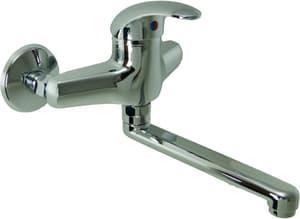 Mélangeur de lavabo Eco Click