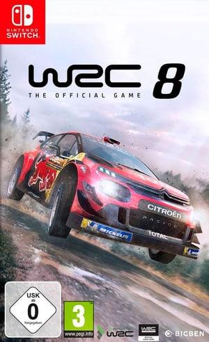 NSW - WRC 8 D/F