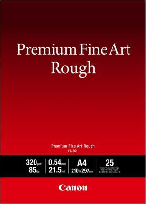 Premium Fine Art Rough Paper FA-RG1 A4
