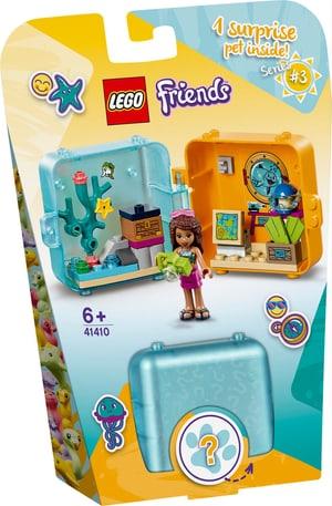 Friends Magische Würfel Le cube de jeu d'été d'Andréa 41410