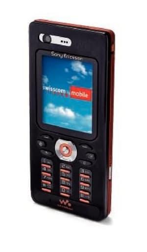 GSM SONY ERICSSON W880I