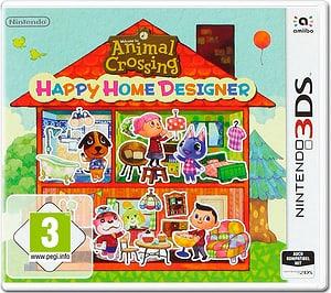 3DS - Animal Crossing Happy Home Designer + Karte