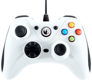 PC - GC 100XF Gaming Manette blanche