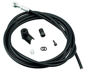 Bremsleitung G2 Kit 2000mm schwarz