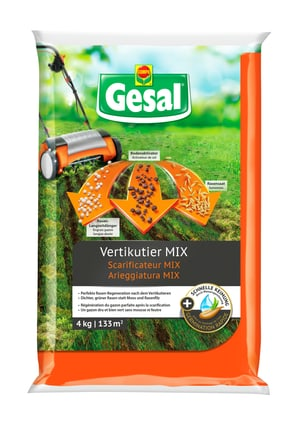 Scarificateur Mix, 4 kg