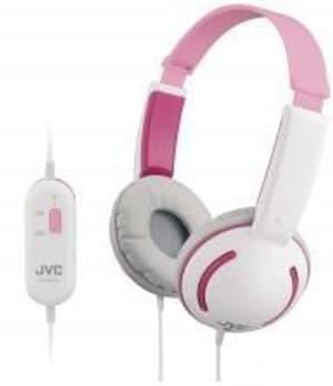 L-JVC HA-KD10-E KIDS PINK