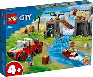 City Tierrettungs-Geländewagen 60301