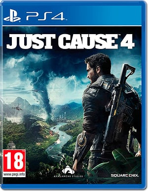 PS4 - Just Cause 4 D