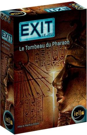 Exit Le Tombeau Du Pharaon_Fr