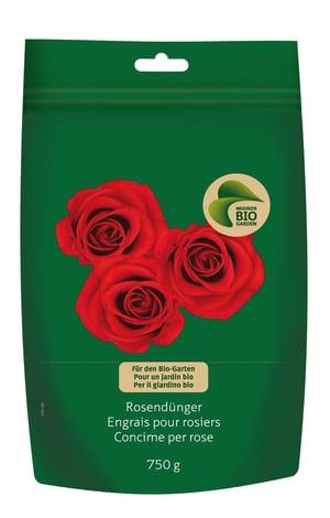Engrais pour rosiers, 750 g