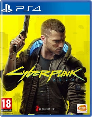 PS4 - Cyberpunk 2077 - Day 1 Edition