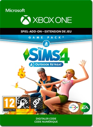 Xbox One - Die Sims 4: Outdoor Retreat