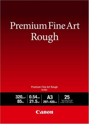 Premium Fine Art Rough Paper FA-RG1 A3