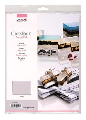 SEIFEN-GIESSFORM GROSSBLOCK