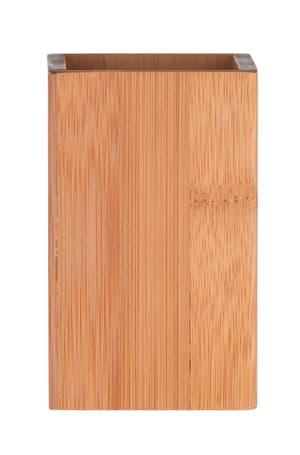 Bicchiere portaspazzolin Padua bambù