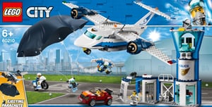 City 60210 Base della Polizia aerea
