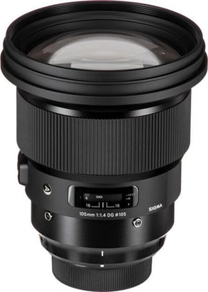 105mm / f 1.4 DG HSM Art SO CH-Gar