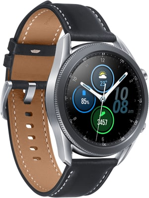 Galaxy Watch 3 45mm BT argento