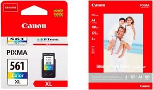CL-561XL+ Glossy Photo Paper GP501