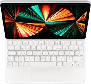 Magic Keyboard iPad Pro 12.9inch 5th Swiss White