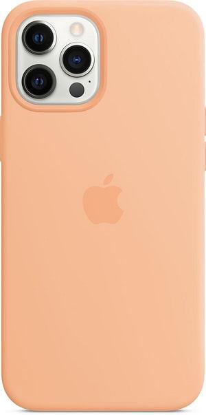 iPhone 12 Pro Max Silicone Case MagSafe Cantaloupe