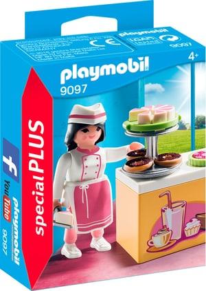 Special Plus Pâtissière avec gâteaux 9097