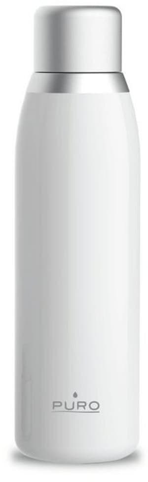 Puro Smart Bottle with LCD display 500 ml bianco