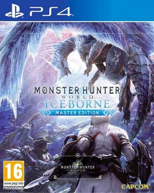 PS4 - Monster Hunter: World - Iceborn Master Edition
