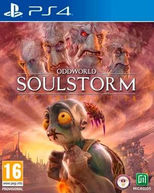 PS4 Oddworld: Soulstorm - Steelbook Day One Oddition D