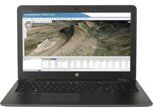 HP Zbook 15u G3 i7-6500U FHD 16GB 256GB