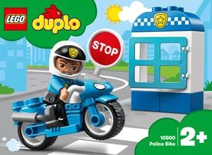 Duplo 10900 La moto de police