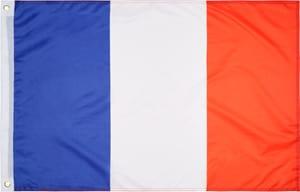 Frankreich Länderfahne