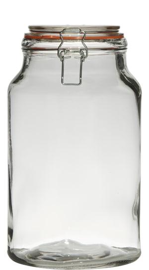 Einmachglas mit Bügelverschluss