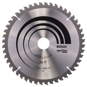 Kreissägeblatt Optiline Wood 210mm