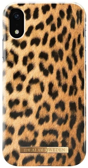 Hard Cover Wild Leopard