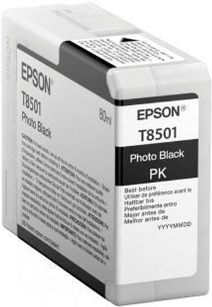 T8501  photo noir