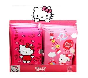 Agenda Hello Kitty avec cadenas + lumière