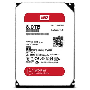Red 8TB NAS SATA