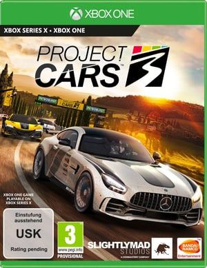 Xbox - Project CARS 3