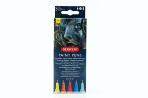 5 Derwent Paint Pen Palette # 1