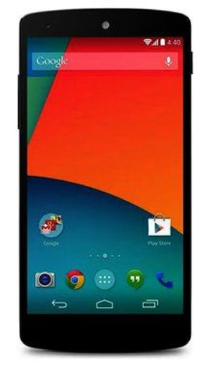 LG Nexus 5 32GB schwarz
